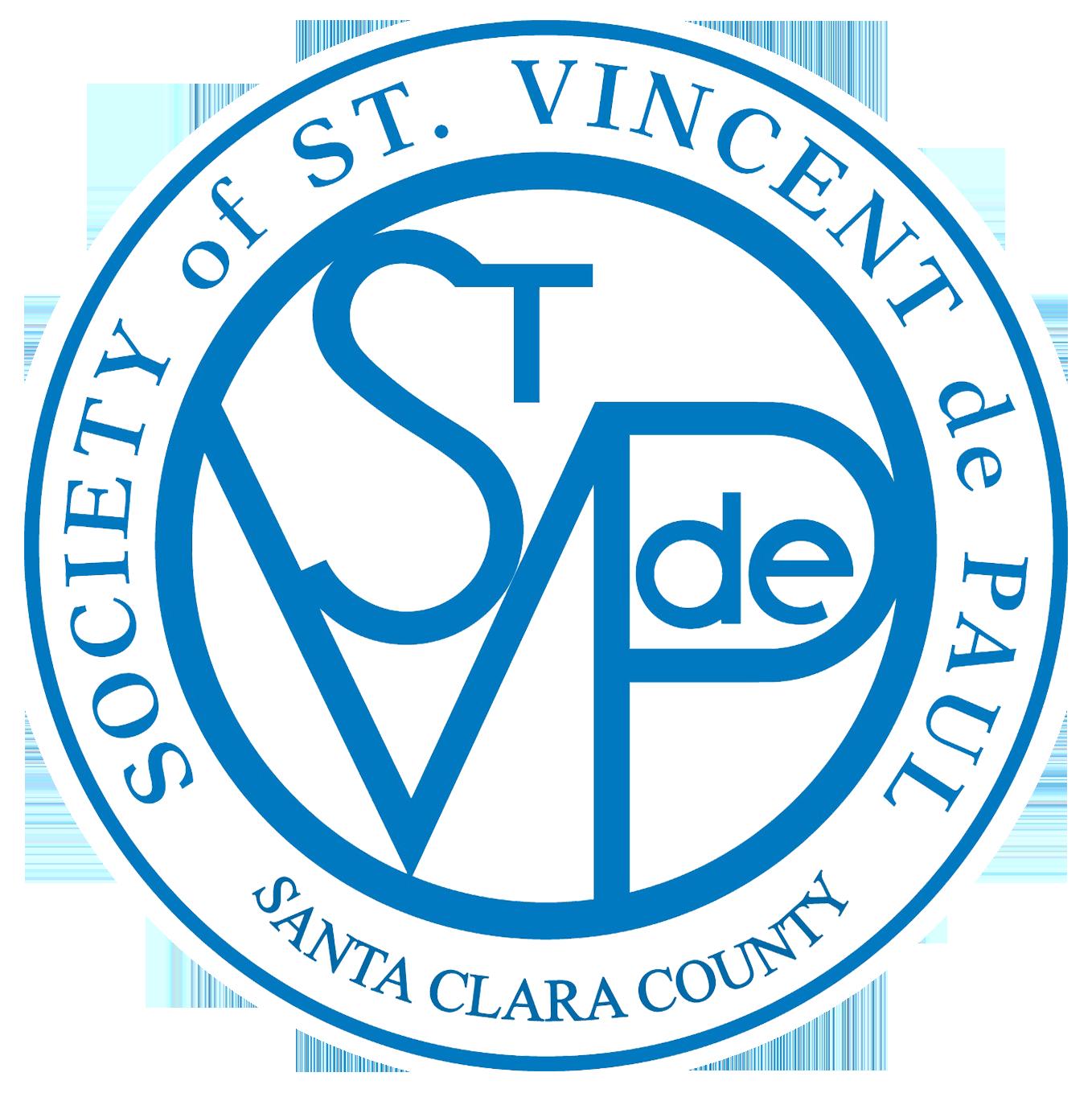 St. Vincent de Paul: Santa Clara County Logo